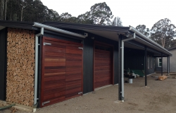 Mitchell ext garage carport. 2130
